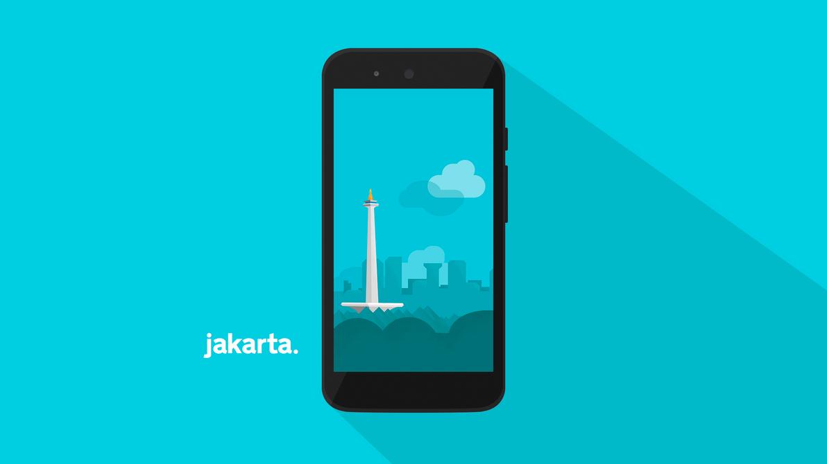 Jakarta - National Monument/MONAS (2880x5120) by jandyaditya