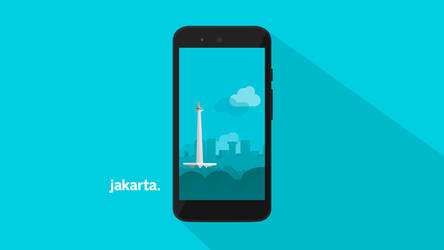 Jakarta - National Monument/MONAS (2880x5120)
