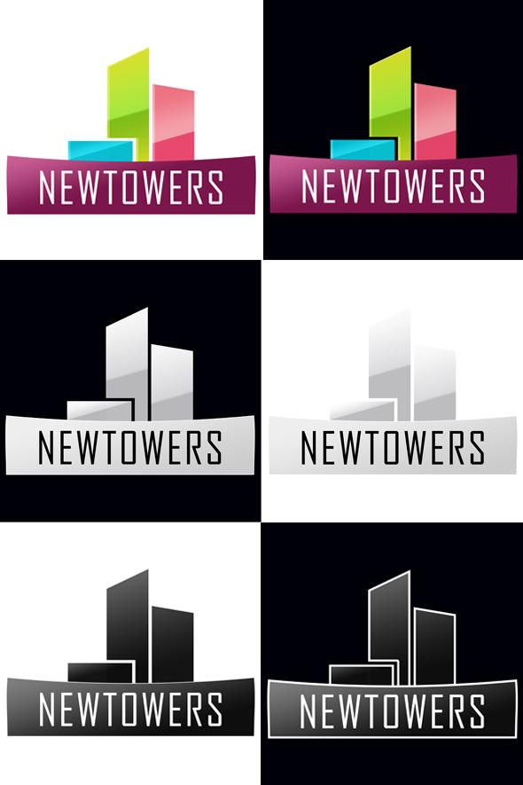 *FREE Real Estate Logo Template