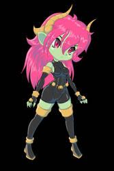 Pink Sapphire - Spellcast1 Animation 2018