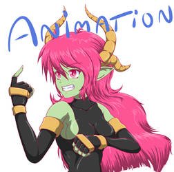 Pink Sapphire - Animation