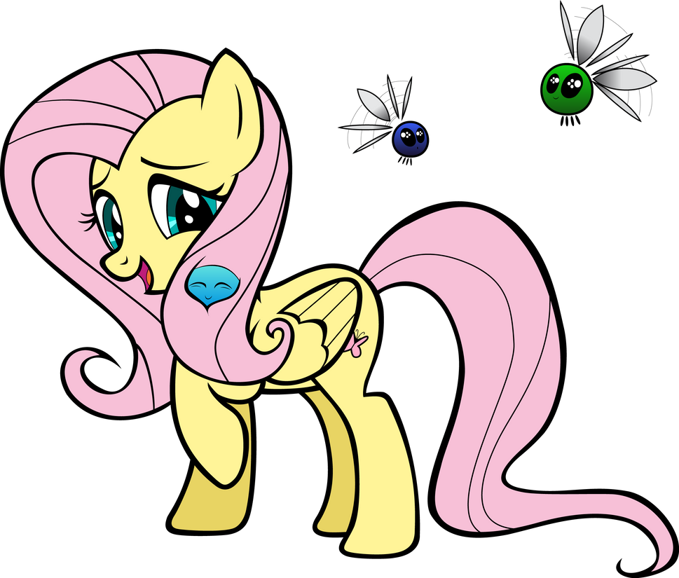 My Little Pony Friendship Is Magic Coloring Pages Fluttershy #6