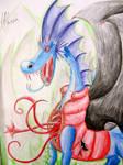 Tongue Flick GIF by DracoPhobos