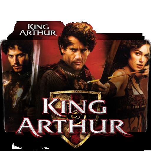 King Arthur 2004 Folder Icon By Uraharagreenhat On Deviantart