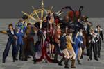 xnalara final fantasy 8 models