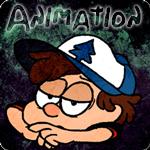 Grumpy Pine Tree avatar [animated]