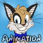 Animated avatar: Richie.