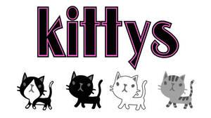 kitty brushes XD