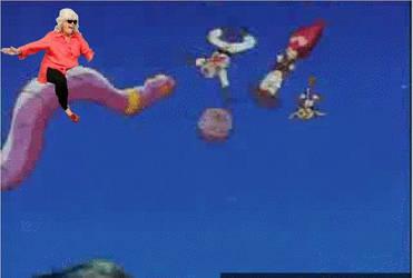 Paula Deen's Blasting Off