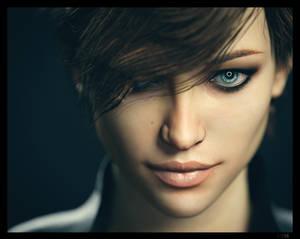 Portrait Series - Karen 7