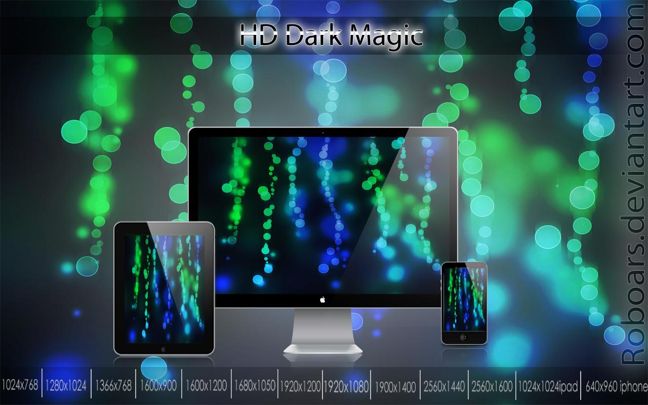 HD Dark Magic by robokingars