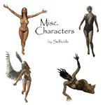 Misc. Characters 3