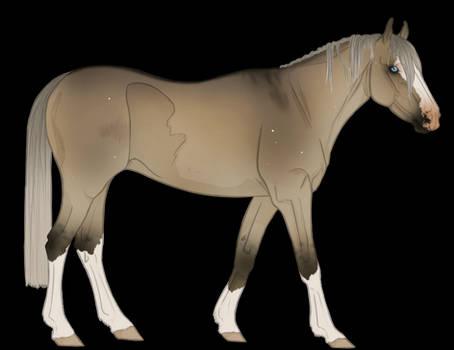 Quarter Horse lines