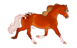 Cob x Welsh Pony [F2U]
