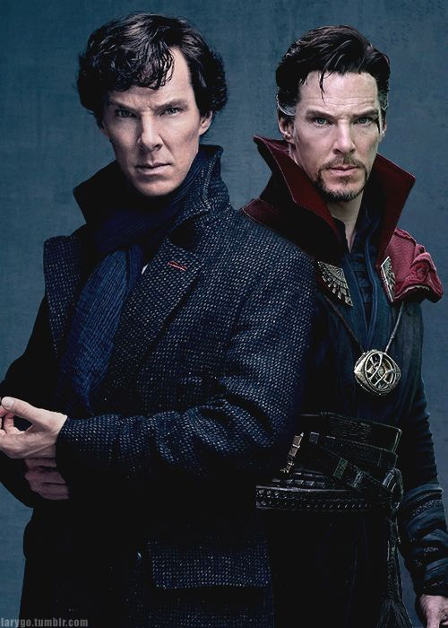 Jealous  (Sherlock/Doctor Strange/Reader) by Ilwyd on DeviantArt