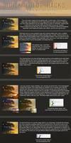 Dreamy Color Hacks - Photoshop Tutorial by rejamrejam