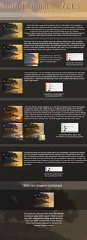 Dreamy Color Hacks - Photoshop Tutorial