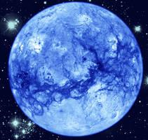 planet brush by neronin