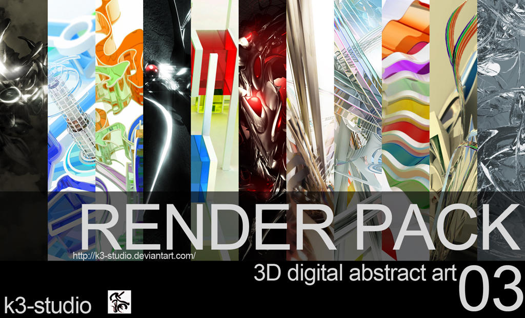 Render pack - 03 by k3-studio