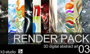 Render pack - 03