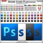 Adobe Icons  Professional
