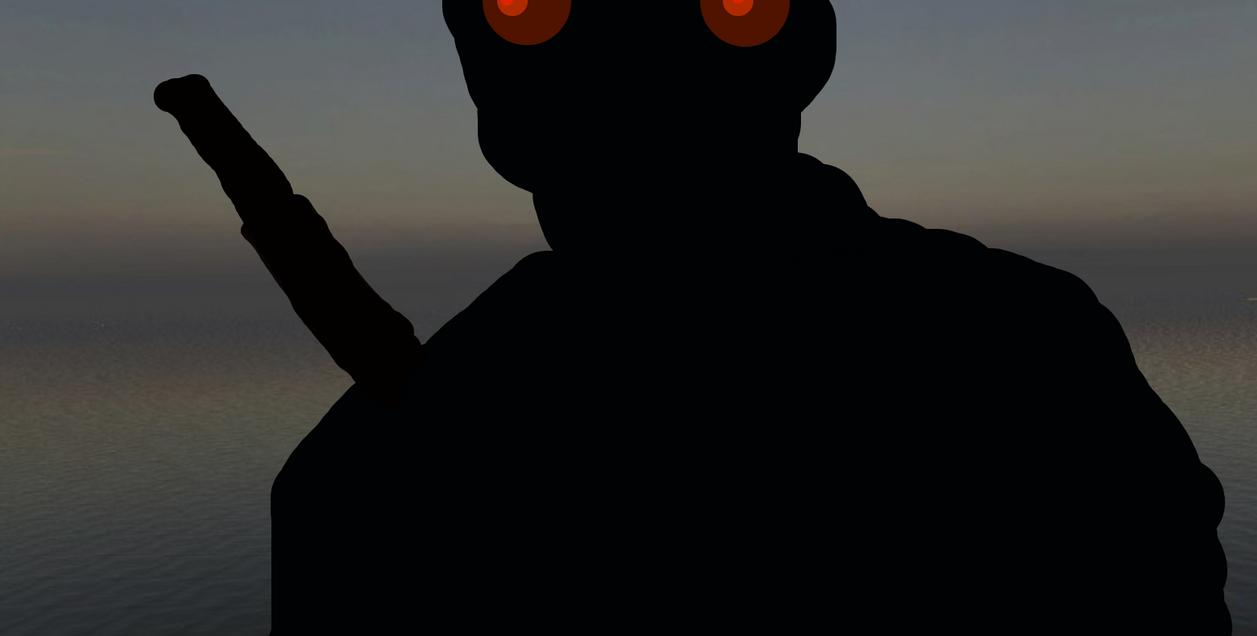 Unknown demon by Artmaster567