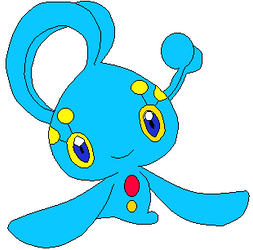 Manaphy (colored)