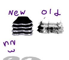 MMD Frilly Skirt Upgraded by TheGirlNamedSig