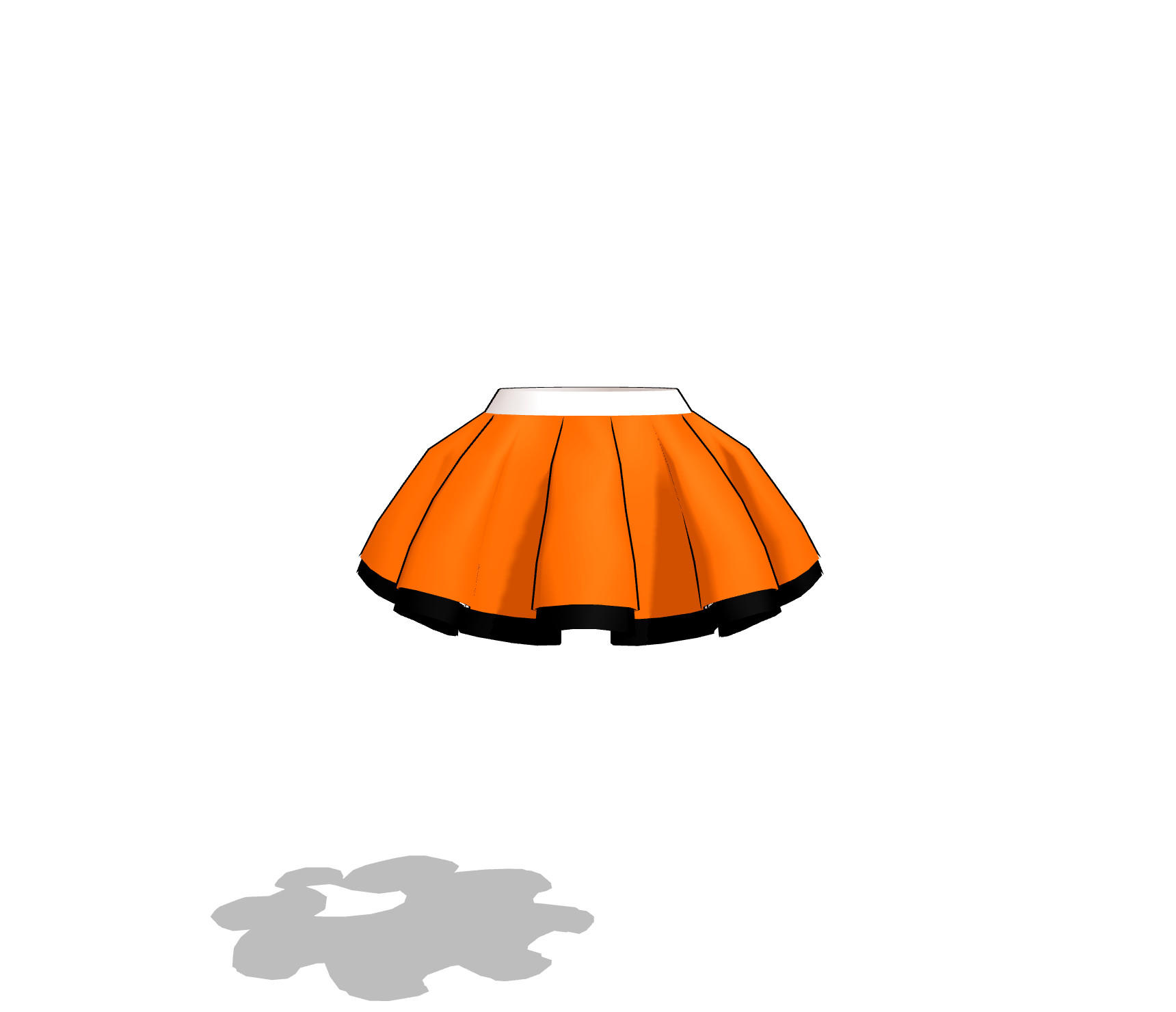Orange Skirt download by TheGirlNamedSig