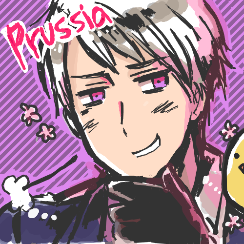 Prussia and Friends [Muro] by ROSEL-D