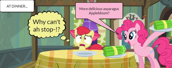 Pinkie Pie and AJ Short Gag Pg. 28