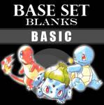 Base Set Blanks (Basic Pack) by KataraWaterbender