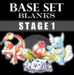 Base Set Blanks (Stage 1 Pack) by KataraWaterbender