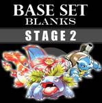 Base Set Blanks (Stage 2 Pack) by KataraWaterbender