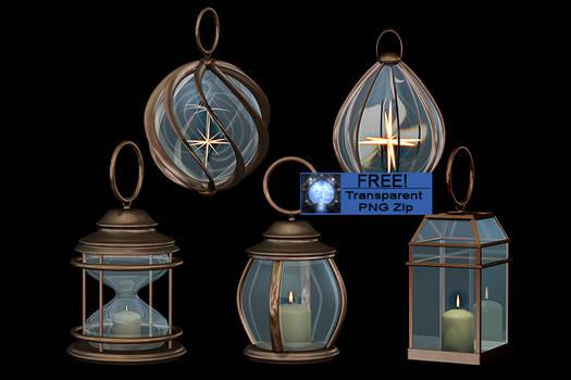 3  lantern
