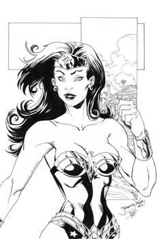 That's My Wonder Woman
