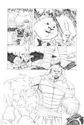 Skyward Halloween Comicfest pg 3