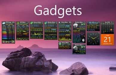 Gadgets 5.0.0 by SilverAzide