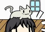 (Walfas/Prop/Reskin) Kiwi (Koopa's Cat)