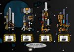 (Walfas/Prop) Starbound Tier 1-4 Craftable Weapons