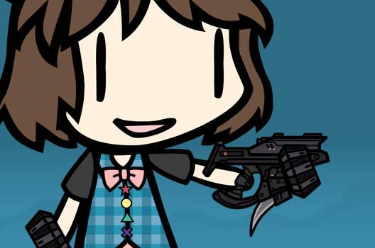 (Walfas/Prop) Type-52 Pistol by PsyKoTMK