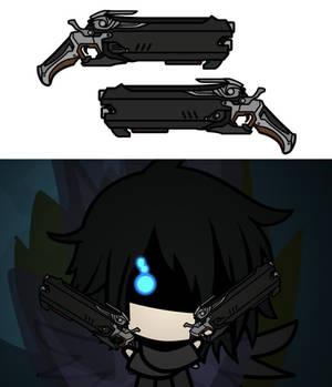 (Walfas/Prop) Reaper's Hellfire Shotgun