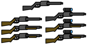 (Walfas/Prop) Rifle Gun