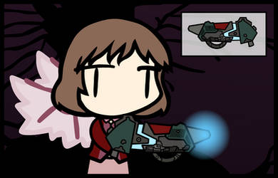 (Walfas/Prop) Q3A Lightning Gun