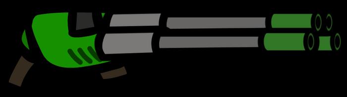 (Walfas/Prop) SS1 XL2 Lasergun (Vanilla)