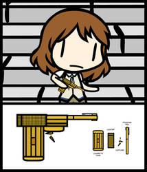(Walfas/Prop) Golden Gun V2