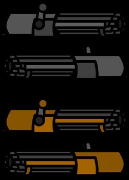 (Walfas/Prop) Vanilla Gatling Gun