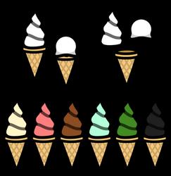 (Walfas/Prop) Edited Ice Cream