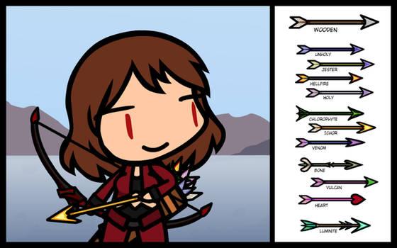 (Waflas/Prop) Terraria Arrows