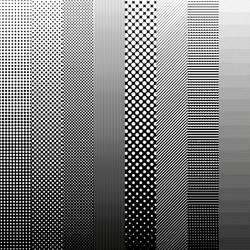 Semi-authentic screen-tone gradient pack by mrcentipede